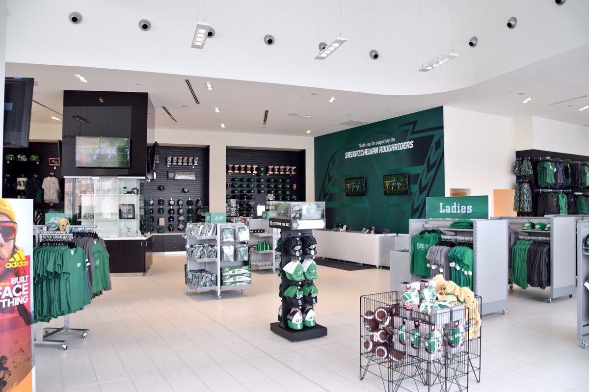 Man Cave Store Winnipeg : The rider store is ready for its grand opening saskatchewan