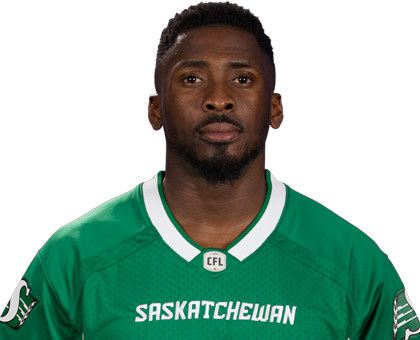 Mike Edem Saskatchewan Roughriders