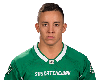 Dillon Grondin Saskatchewan Roughriders