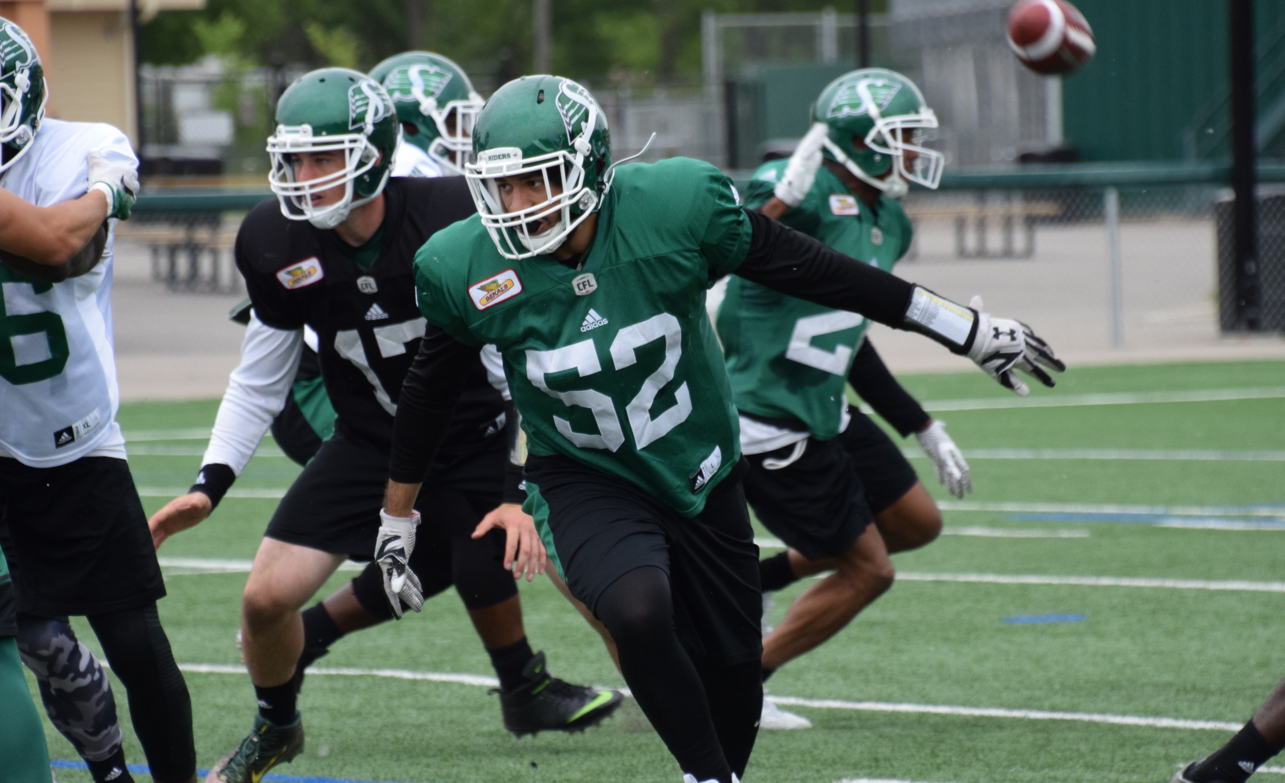 Notebook Things Are Slowing Down For Brandyn Bartlett
