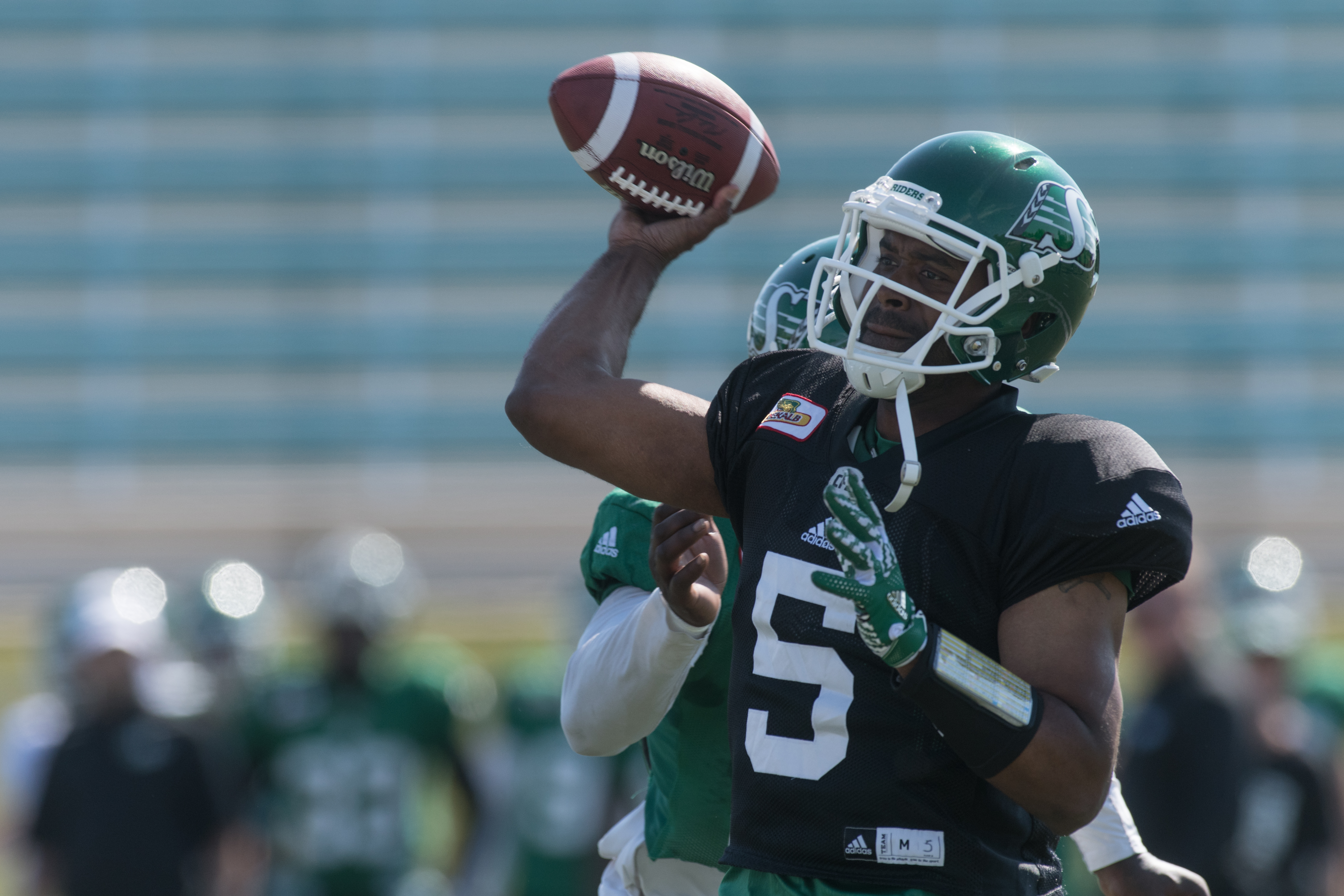 Riders Mock Game Produces A Better Result Than Its