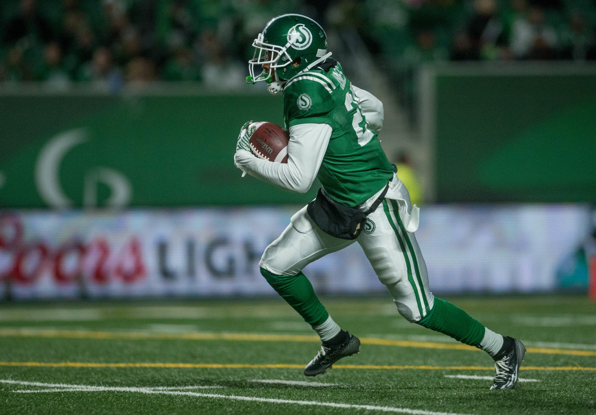 Image result for christion jones saskatchewan roughriders