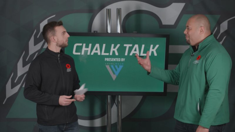 Chalk Talk: Western Semi-Final