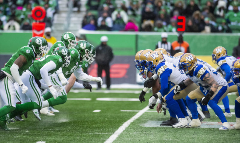 The Roughriders' season comes to an end