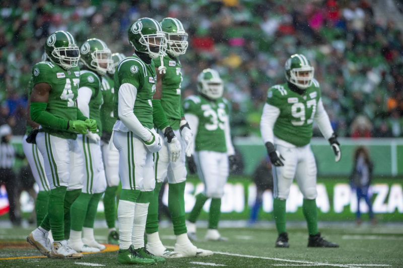 The Roughriders reflect on the 2018 season