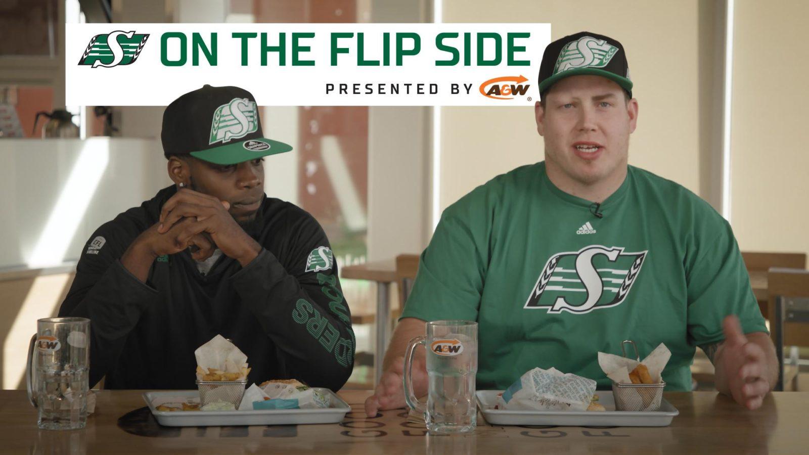On The Flip Side | Episode 1 - Saskatchewan Roughriders