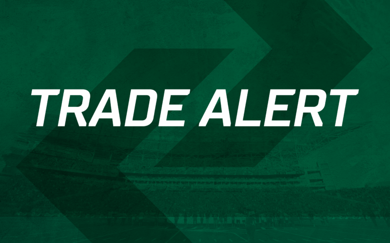 RIDERS TRADE SPENCER MOORE TO ALOUETTES