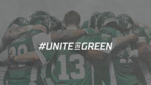 #UniteInGreen