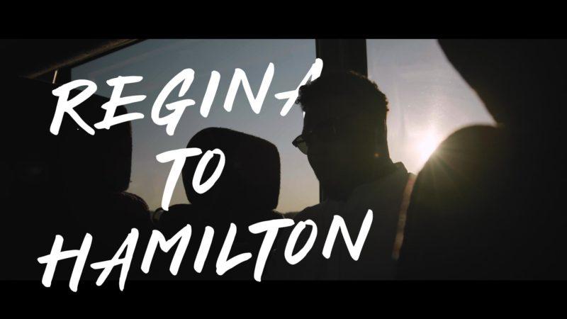Regina to Hamilton