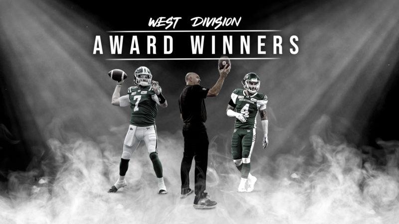 DICKENSON, FAJARDO AND JUDGE NAMED WEST DIVISION AWARD WINNERS