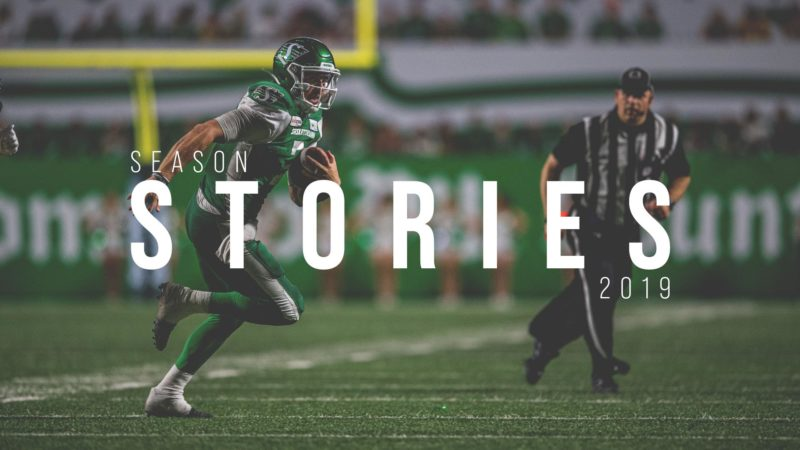 Season Stories | Week 8