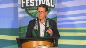 GC Fest Announcement – Michael Fougere