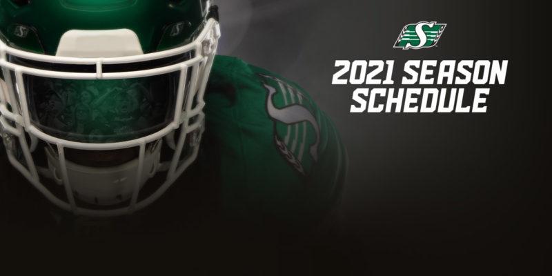CFL releases 'comeback' 2021 schedule