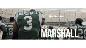 Nick Marshall returns