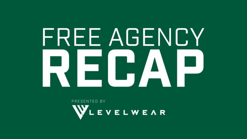 Free Agency Recap