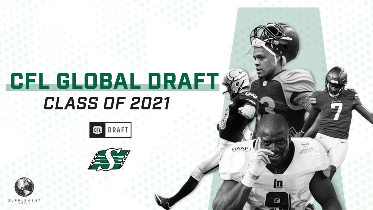 Riders Select Four In 2021 Global Draft