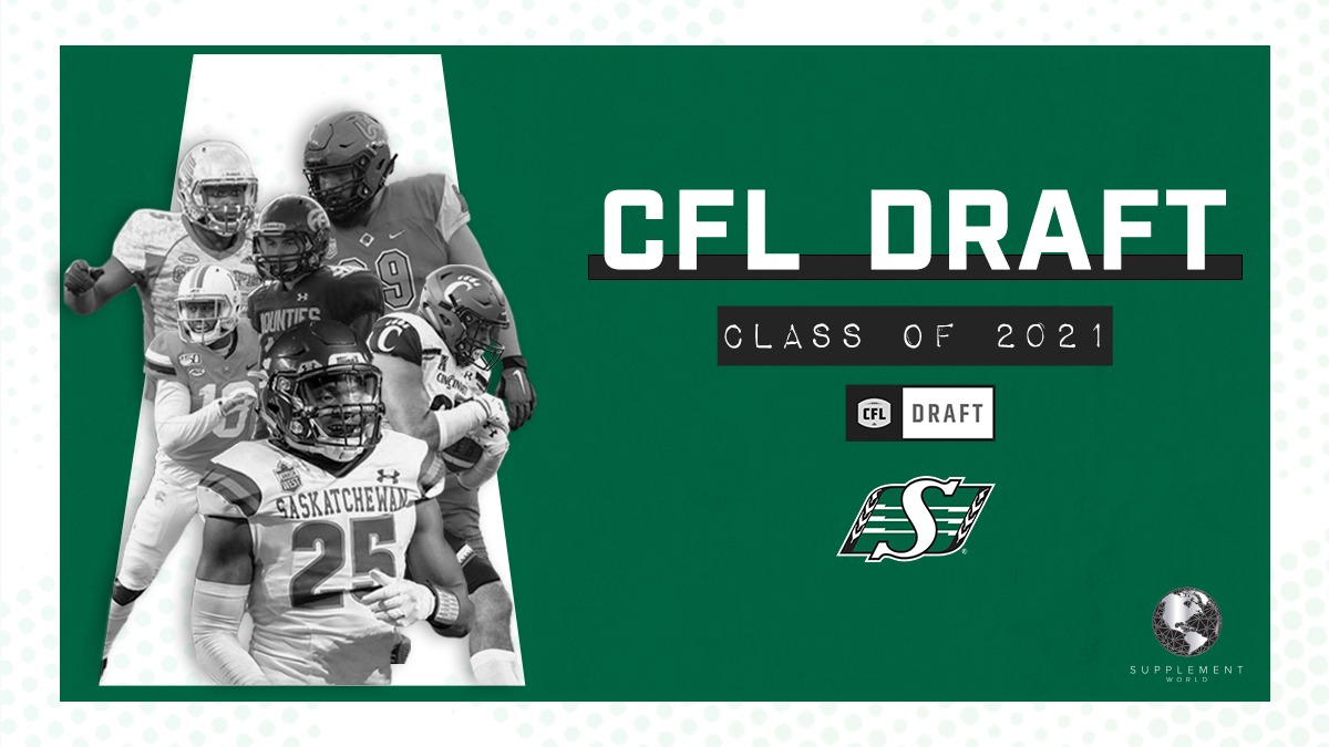 Riders Selectsixprospects In 2021cfl Draft