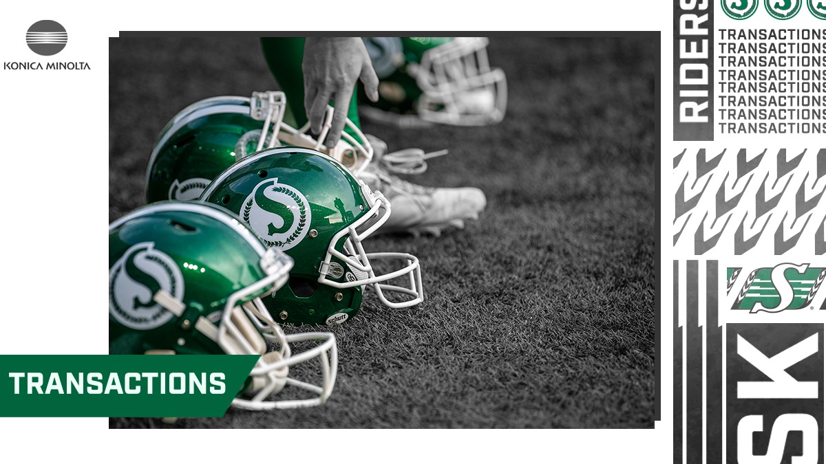 Riders Transactions- July 20