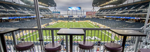 Investors Group Field Virtual Tour