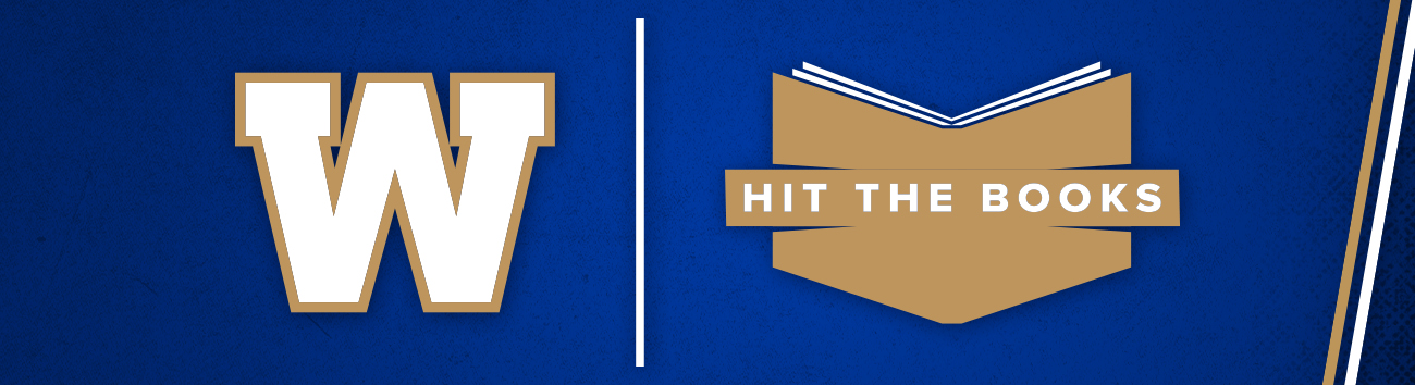 Winnipeg Blue Bombers - Hit The Books