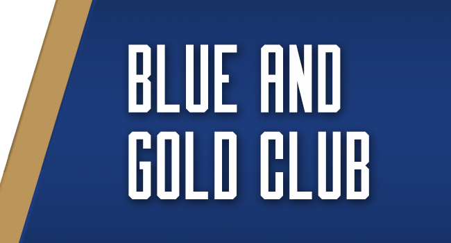Blue and Gold Club