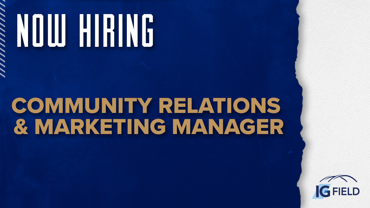 Community Relations & Marketing Manager - Job Posting