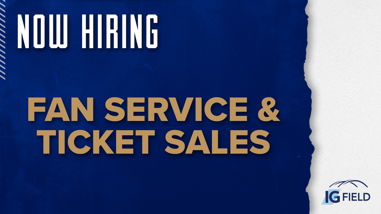 Fan Service and Ticket Sales - Job Posting