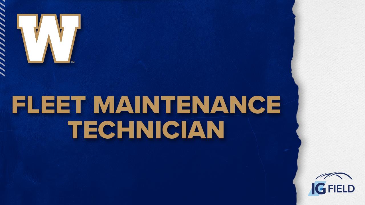 Fleet Maintenance - Job Posting