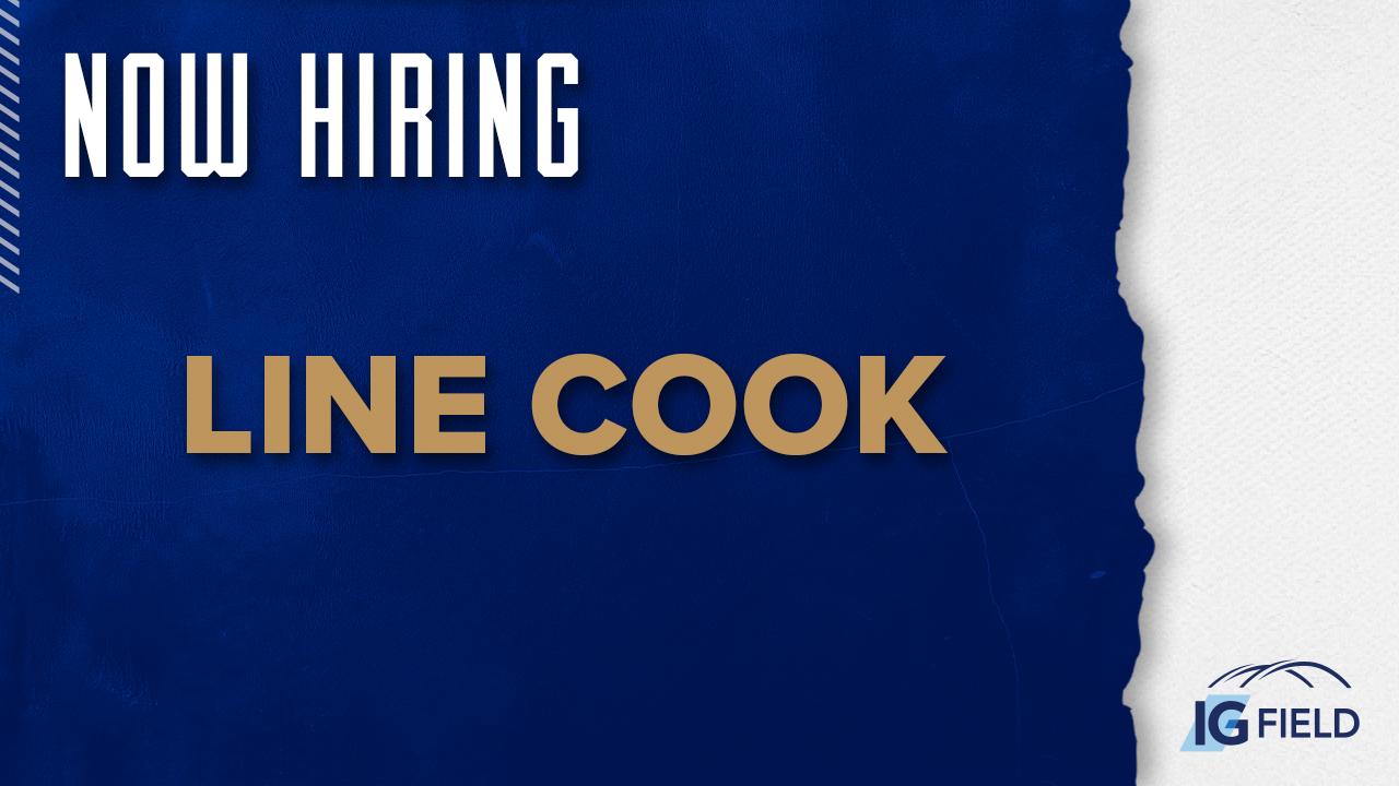 Line Cook - Job Posting