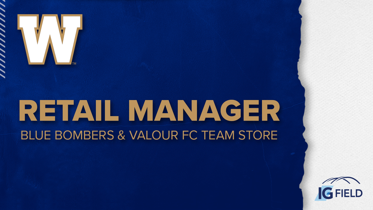 Retail Manager - Job Posting