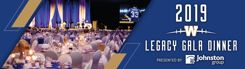Legacy Gala Dinner 2019