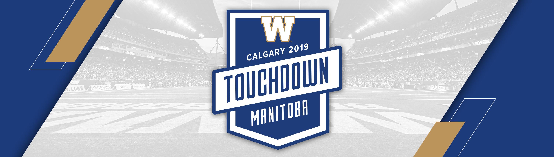Touchdown Manitoba 2019