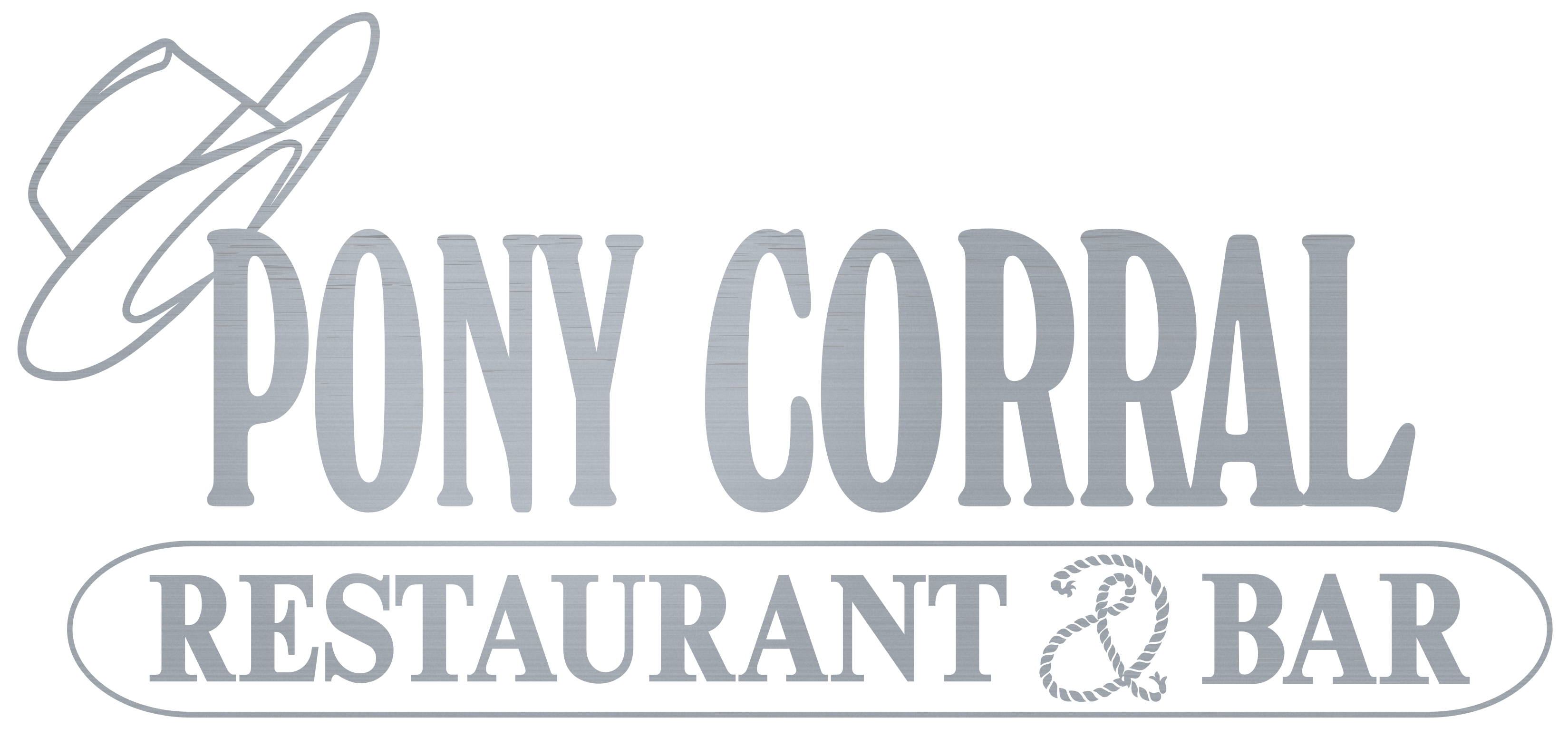 Metallic_PonyCorral_Logo