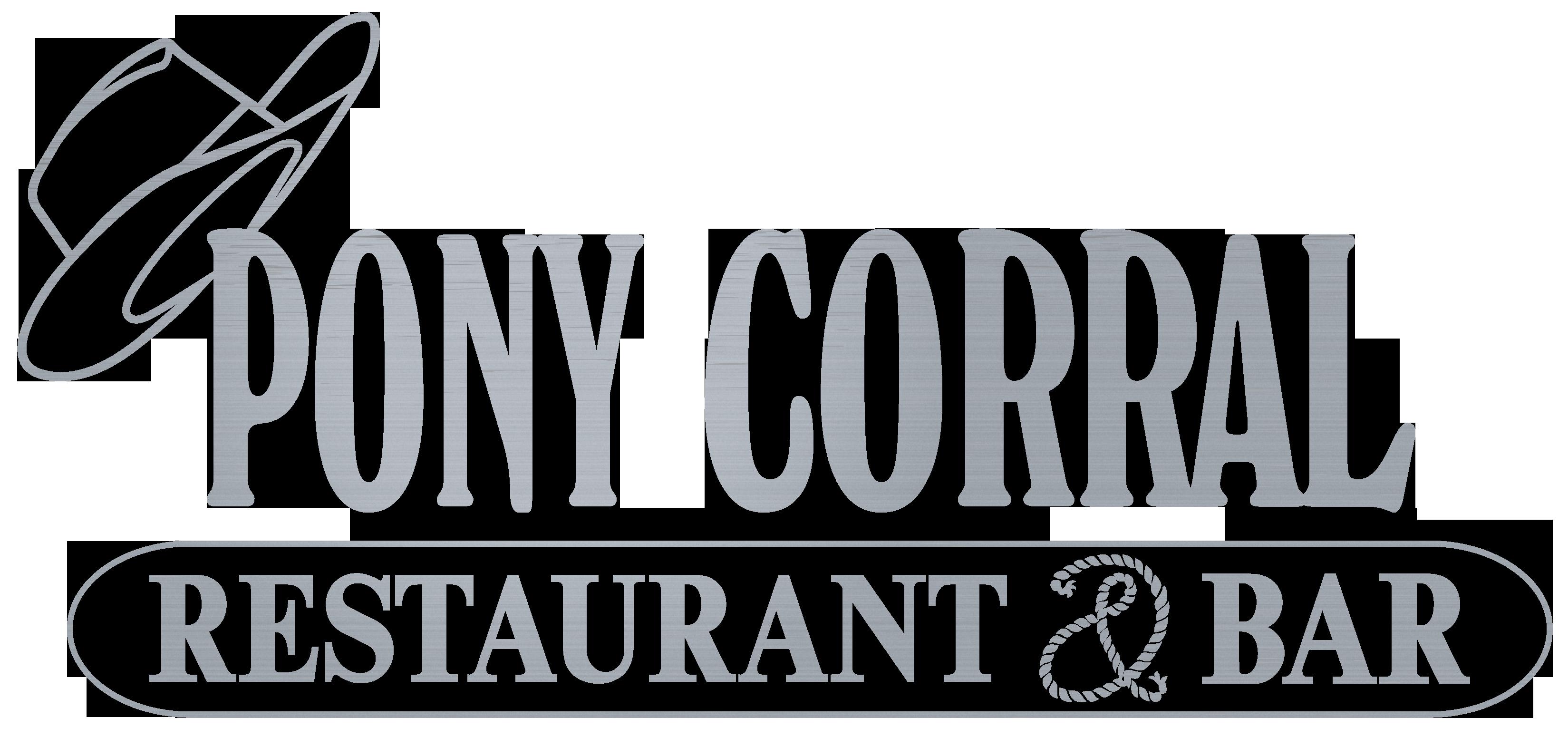 Metallic_PonyCorral_Logo
