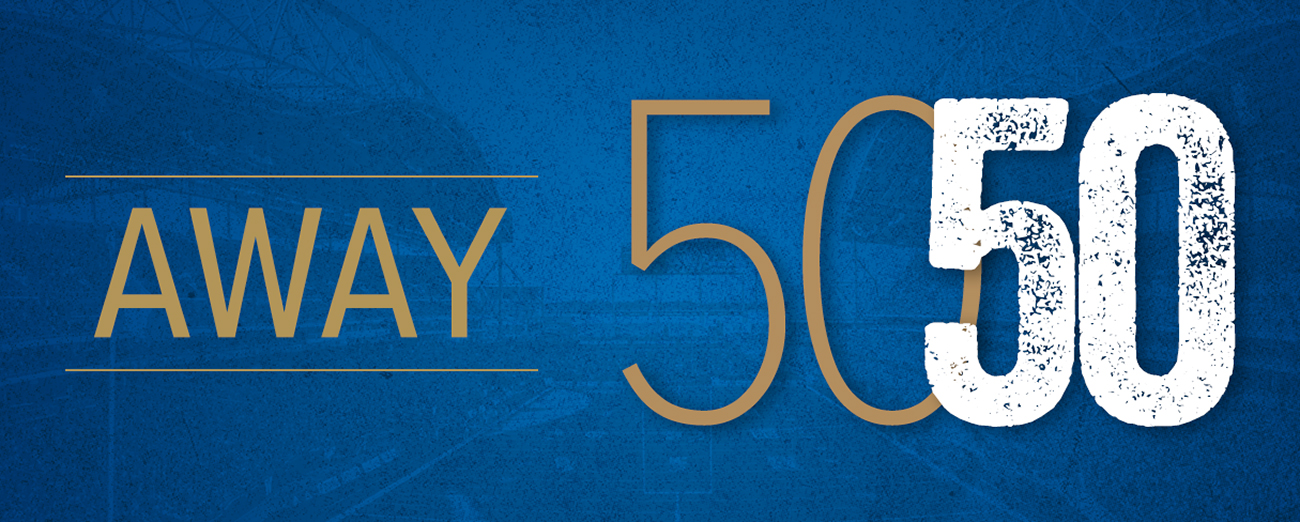 Away 50/50