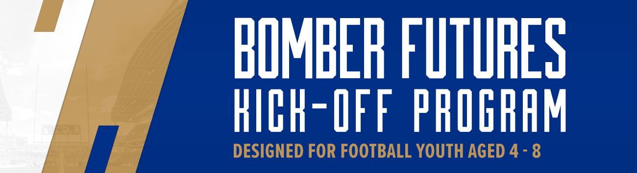 The Blue Bombers Futures Kick-Off Program