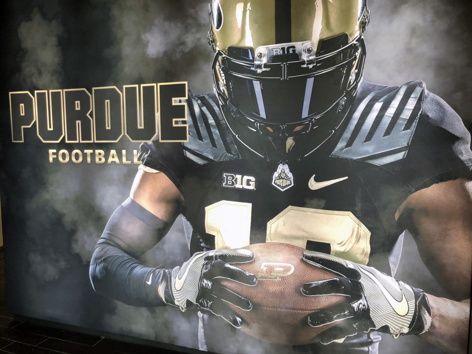 Offensive Coaching Staff Visit to Purdue