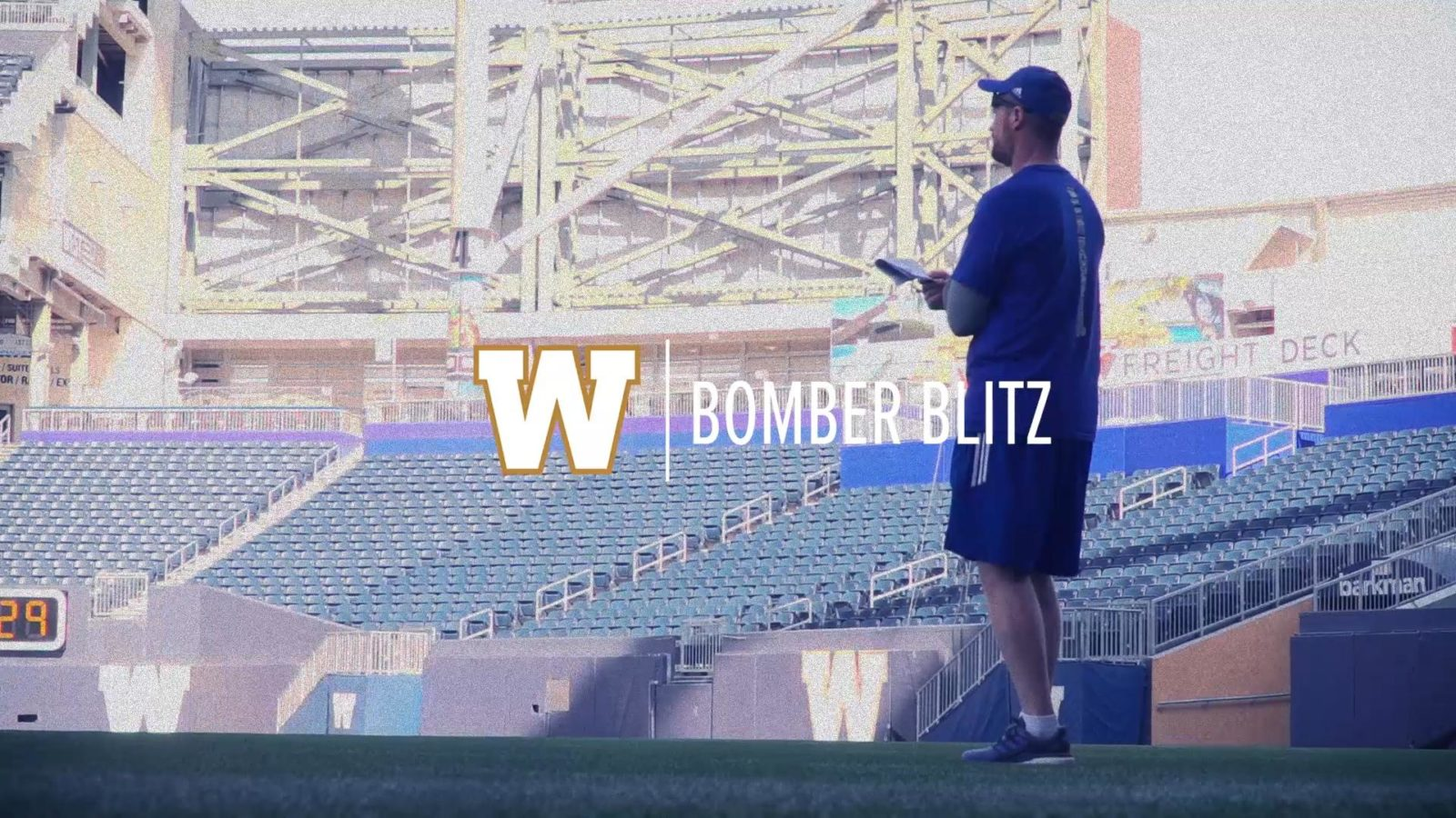 Bomber Blitz | Training Camp Day 15 - Winnipeg Blue Bombers