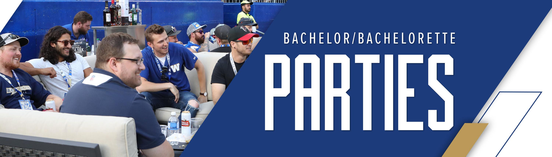 Bachelor or Bachelorette Parties