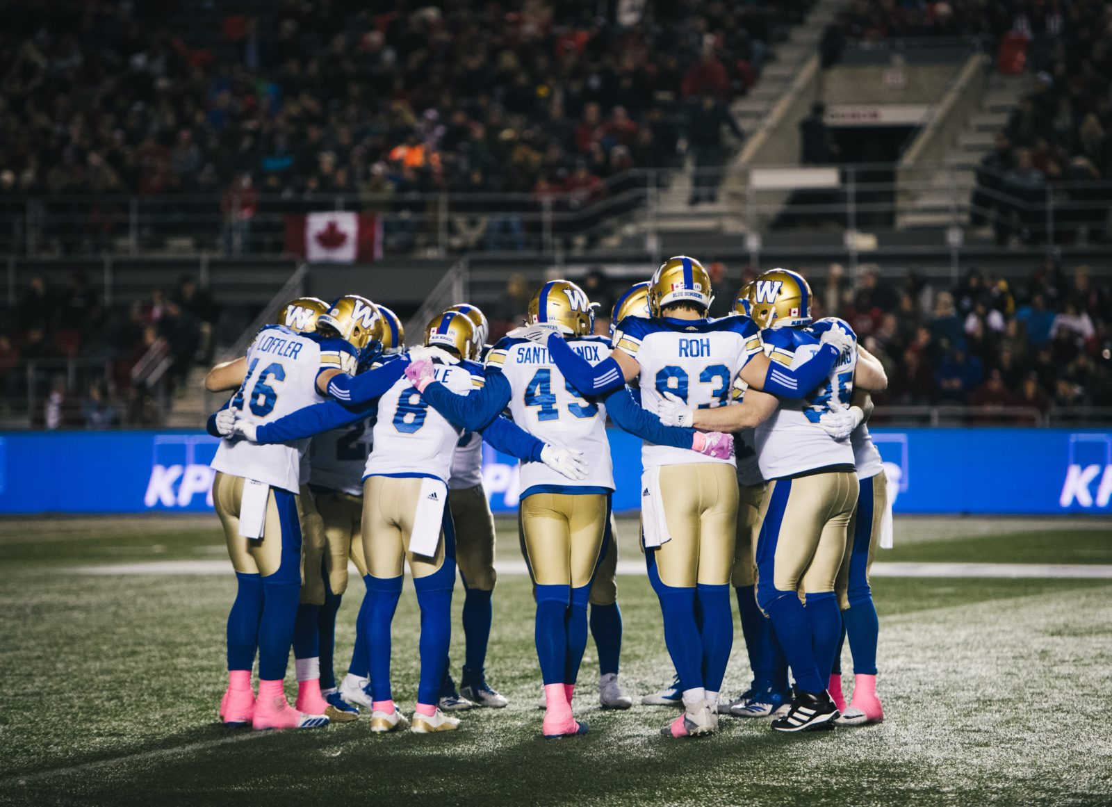 AS MUCH AS THE BOMBERS FUMBLED WITH SEALING THE  W  IN REGULATION…  something must be said about their ability to recover between the end of  regulation time ... 09c872cd3beb