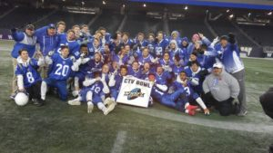 WHSFL: Trojans/Kodiaks Earn Titles