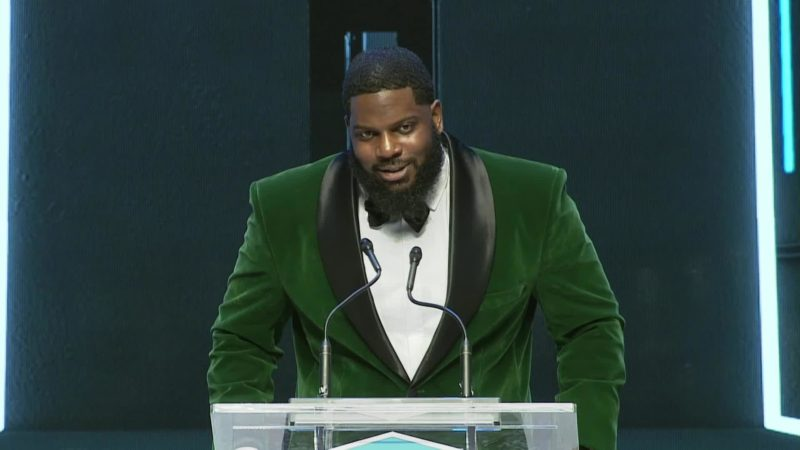 Shaw CFL Awards | Stanley Bryant named Most Outstanding Offensive Lineman