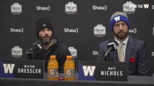 Weston Dressler & Matt Nichols | November 10