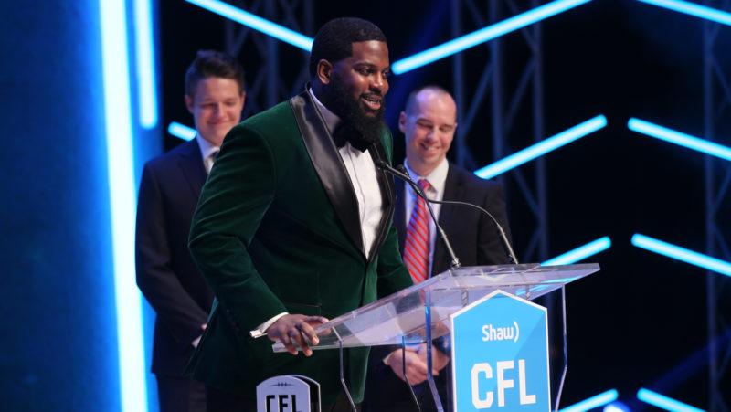 CFL Awards: Bighill, Bryant Honoured
