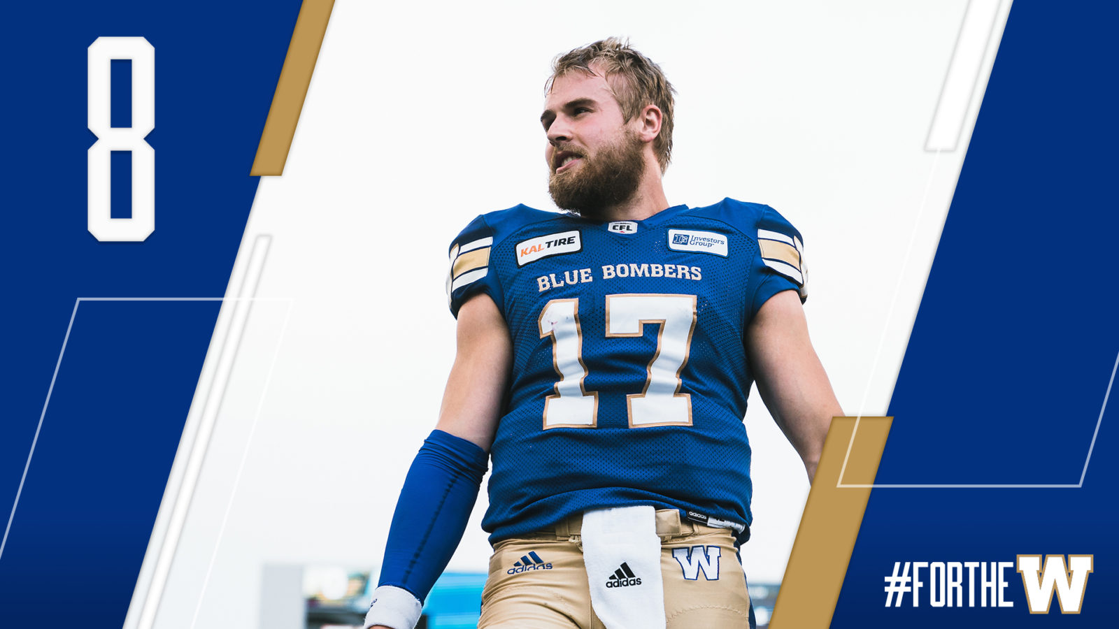abeff1c88 Year in Review | #8 Introducing Chris Streveler - Winnipeg Blue Bombers