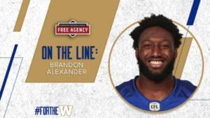 Brandon Alexander Conference Call