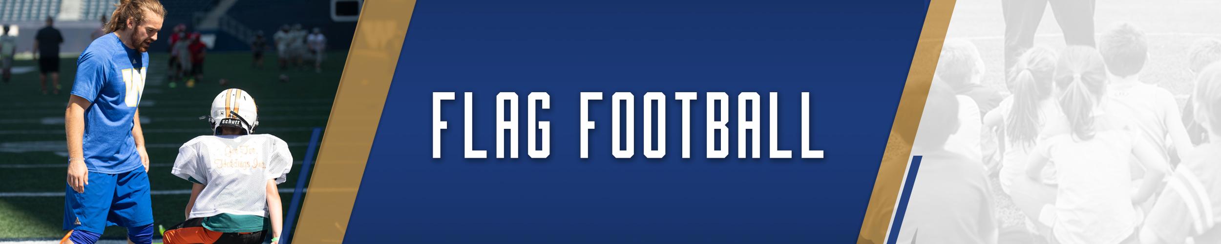 Winnipeg Blue Bombers Flag Football