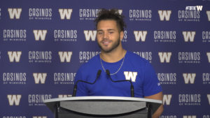 Brady Oliveira | Press Conference