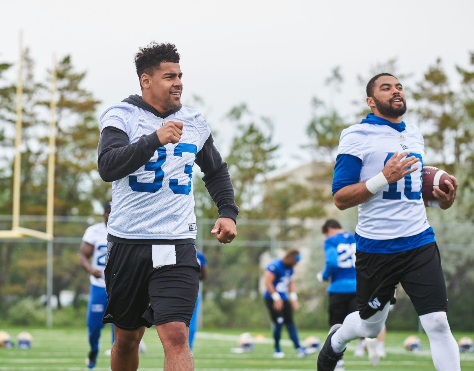 Day 1 Notes & Quotes | Week 3 - Winnipeg Blue Bombers