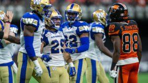 Week 1 Highlights | Winnipeg 33, BC 23